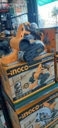 Plaina Elétrica industrial Ingco 1050 watss