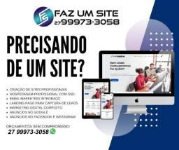 Título do anúncio: Site e E-commerce