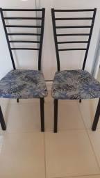 Título do anúncio: Cadeiras de ferro.