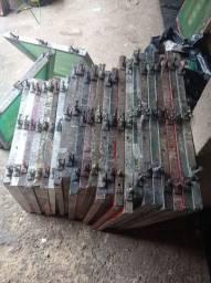 Telas para Estamparia de alumínio *
