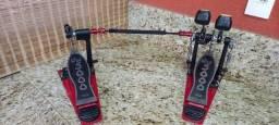 Pedal Duplo de  Bumbo DW 5000