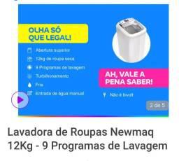 Lavadora Newmaq