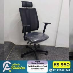 Título do anúncio: Cadeiras Novas Frisokar Addit e Plaxmetal Brizza