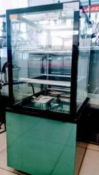 Confeitaria refrigerada New Tirando Titanium -vendedor Djonatan