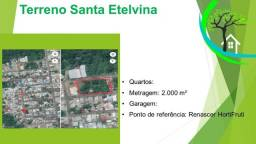 Título do anúncio: terreno no bairro santa etelvina