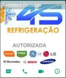 Título do anúncio: 4 S Refrigeração- Bando de Picareta!!!