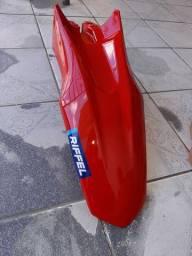 Paralama Bros 160 Vermelho