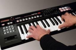 Programaçao +100 Timbres e Samplers Roland XPS10