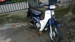 Vendo ou troco moto drim 100 cc troco por iPhone 7,s8, iPhone x e outros - 1990