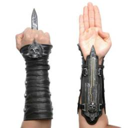Lamina Oculta Assassins Creed 4 Hidden Blade + Brinde