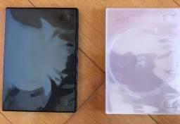 DVDs Virgens + Capas DVDs