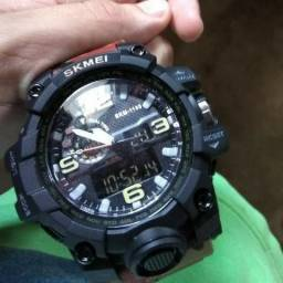 Relógio Masculino Esporte original Resistente Água 1155