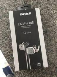 Fone Bluetooth Boas