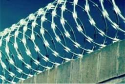 Concertina e elétrica(cerca de proteção)