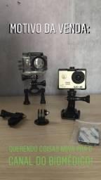Câmera de ação SJCAM5000 (Semelhante a GoPro)
