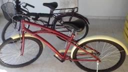 "Bicicleta Beach Rebaixada ""NOVA"" - Aro 26"