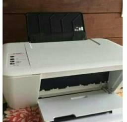 Impressora multifuncional HP Deskjet 1516, NÃO tem CARTUCHOS, apenas 120,00