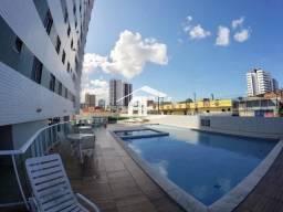 Apartamento no Farol com 89m², 3/4 sendo 1 suíte - Próximo a faculdade Mauricio de Nassau