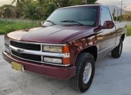 Chevrolet silverado turbo diesel 4.1 com o motor novo) - 1997