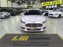 Ford Fusion 2.0 titanium fwd 16v gasolina 4p automático - 2016