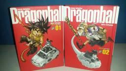 Mangá Kanzenban Dragon Ball & CDZ