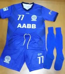 Uniforme futsal AABB