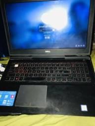 Notebook Dell Game i7 4.700 reais troco em carro Gol ou celta - 2016