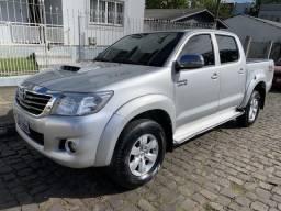 Toyota Hilux srv 3.0 Automática - 2014