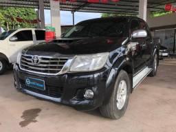 Toyota Hilux SRV Top 4x4 Diesel Automática - 2011