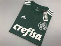 Camisa Palmeiras Home 2018 - Adidas