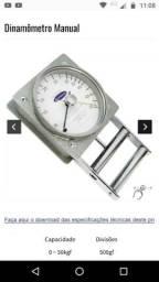 Dinamômetro Manual - 100 Kgf