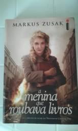 A Menina que Roubava Livros, usado comprar usado  Parnamirim