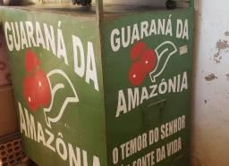Barraca de guaraná