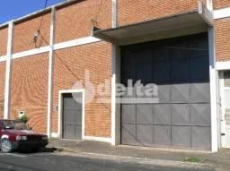 Galpão/depósito/armazém para alugar em Nossa senhora aparecida, Uberlândia cod:511591