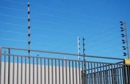 Cerca eletrica industrial 6 fios