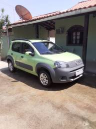 Uno way 1.0 raridade super nova doc ok manual chave cópia placa mercosul