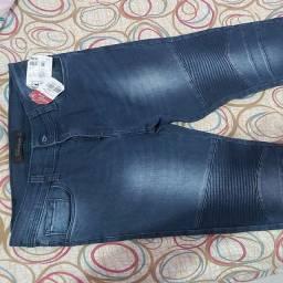 Calças jeans masculino e bermudas pouco usada
