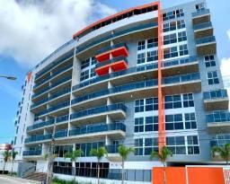 Preço baixo para fechar! Apartamento de 2 quartos no Bessa - Frente parque Paraíba