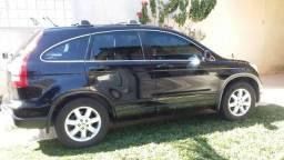 Honda CR-V 2008 ELX 4x4 Automático 144 mil Km originais comprovado manual Segundo dono - 2008