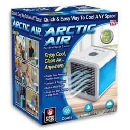 Mini Climatizador serve pra casa ou pro carro.Entrega grátis pra todo o estado da Bahia