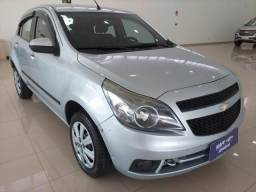 CHEVROLET AGILE 1.4 MPFI LT 8V FLEX 4P MANUAL - 2013
