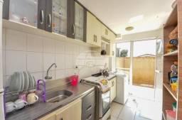 Apartamento à venda com 2 dormitórios em Sítio cercado, Curitiba cod:153099