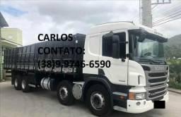 Scania p310 8X2 graneleira - 2015