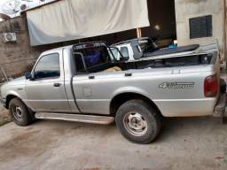 Vendo ou troco,Ranger 2.5Gas/Gás GNV - 1999