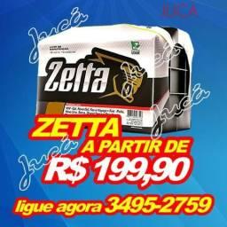 Zetta apartir de R$199,90