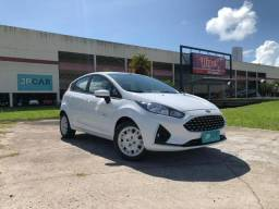 Ford new fiesta 1.6 se manual flex 2018/2018-jpcar - 2018