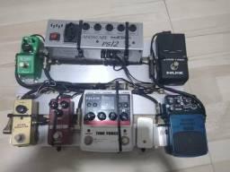 Setup completo de guitarra