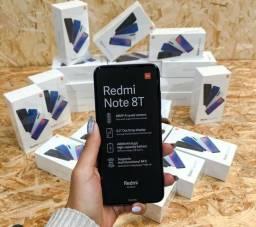 Xiaomi Note 8t 128 GB black lacrado