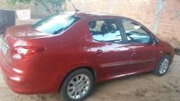 Peugeot 207 sedan automático - 2012