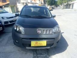 Fiat Uno way 1.4 Compl + Gnv ent 48x 658,00 Me chama no Zap * Gilson